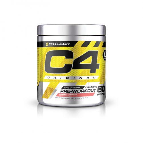 Cellucor C4 Pre-Workout 60-Servings Cherry Limeade