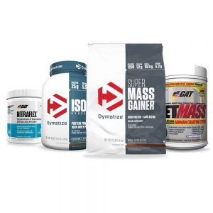 Mass Gainer Stack for Men