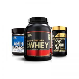 Optimum Nutrition Energy Stack